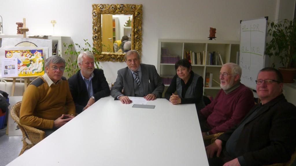 Foto Qualifizierungsausschuss 29.01.2014