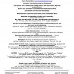 Speise-Karte InterContinental _Konferenz 10.12.14 Wien