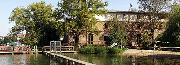 Gästehaus Flussbad Gartenstraße