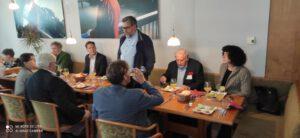 EcoWellness Menü mit Lunch Vegaz-Produkten im Hotel Dorint Salzburg